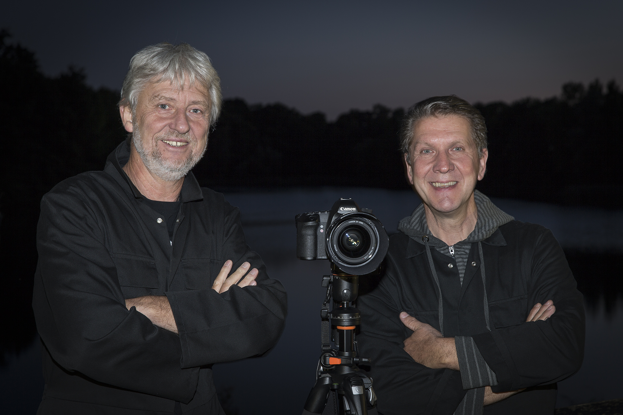 World of Lightpainting - Klaus Schwinges & Andre Henneberg